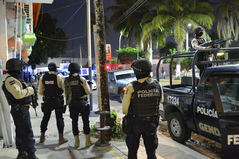 El miedo a ser policía pone a México en apuros en 2018