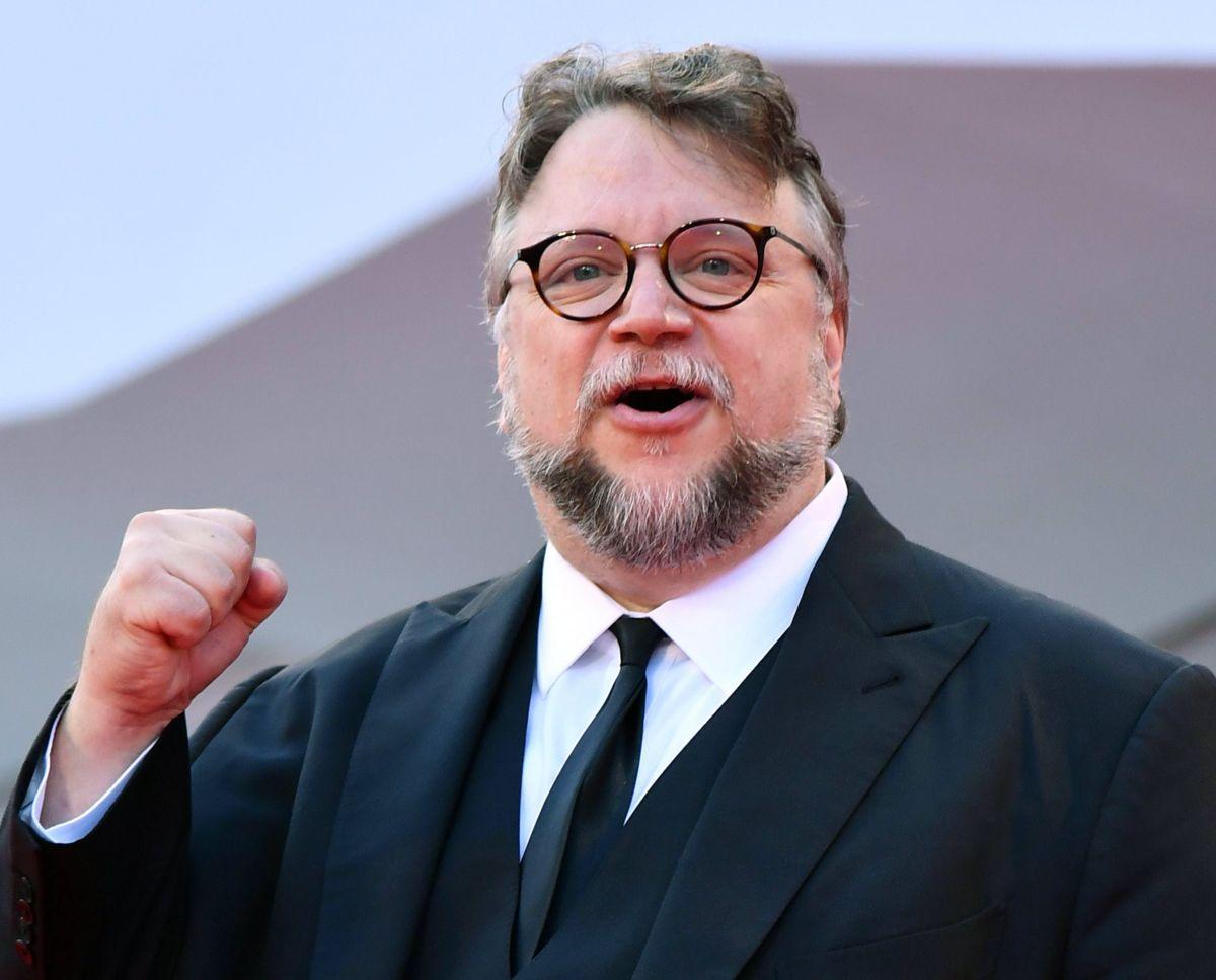 Guillermo Del Toro es candidato a Mejor Director en el Óscar.