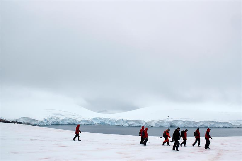 """Los cambios que """"El Niño"""" le ha hecho a la Antártida"""