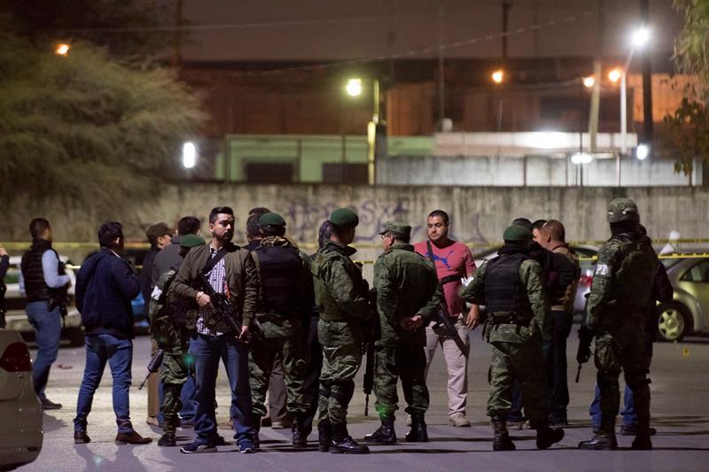 Al menos ocho muertos tras ataque a una casa en Nuevo León