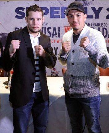 'Gallo' Estrada buscará poner al boxeo mexicano en alto en velada de pequeños gigantes en el Forum