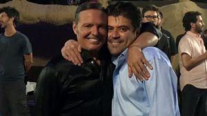Jorge 'El Burro' Van Rankin presume foto de su cita con Luis Miguel