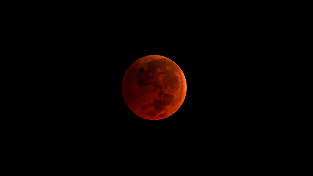 ¿Podrás ver la súper luna de sangre azul y el eclipse de luna el 31 de enero?