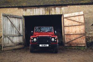 Land Rover vuelve a la vida una de sus mayores joyas
