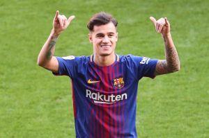 Coutinho tiene una lesión muscular y no debutará aún con el Barcelona