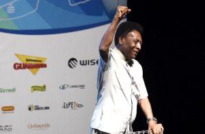 Pelé se desmayó y fue hospitalizado de urgencia