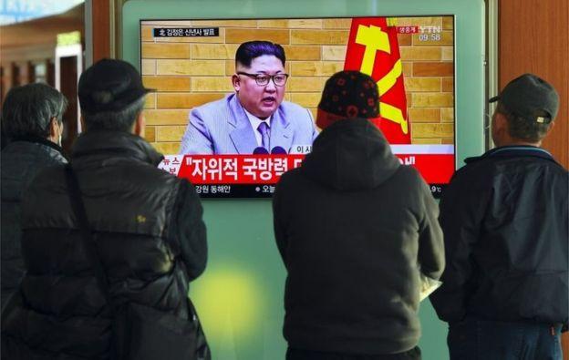 La amenaza de Kim Jong-un a EEUU en el primer día de 2018