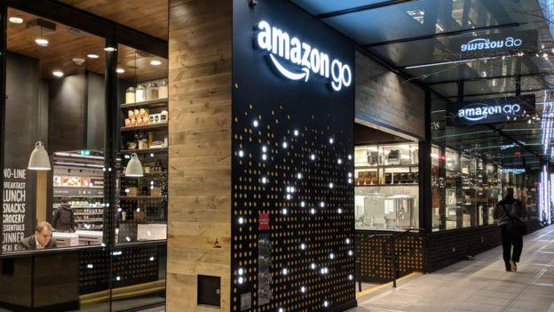"""Descubre todos los """"secretos"""" detrás de Amazon Go"""