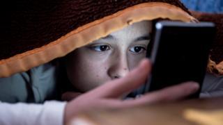 Los niños no están preparados para usar redes sociales, dicen expertos. Getty Images