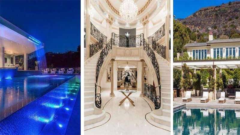 Fotos: Las mansiones más caras en Los Ángeles que están a la venta
