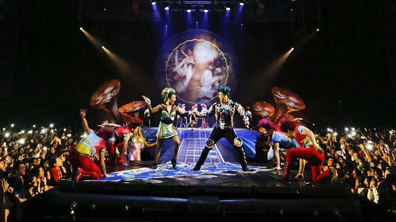 Cirque du Soleil estará en Los Ángeles con espectáculo dedicado a Soda Stereo