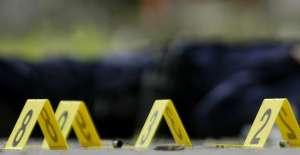 FOTOS: Sicarios matan a balazos a dos hombres y dos mujeres durante fiesta