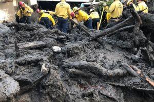 ¿Por qué los deslaves cobraron más vidas que los incendios en el sur de California?