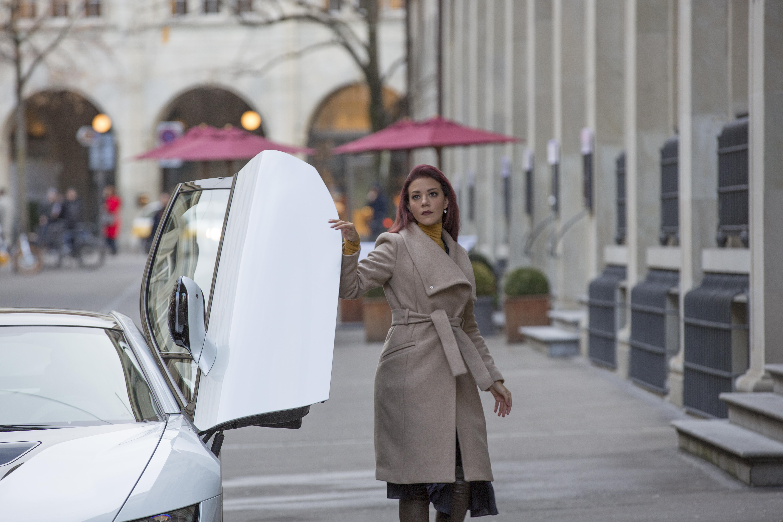 """Fernanda Castillo es Roxana Rodiles en """"Enemigo Íntimo"""" de Telemundo"""