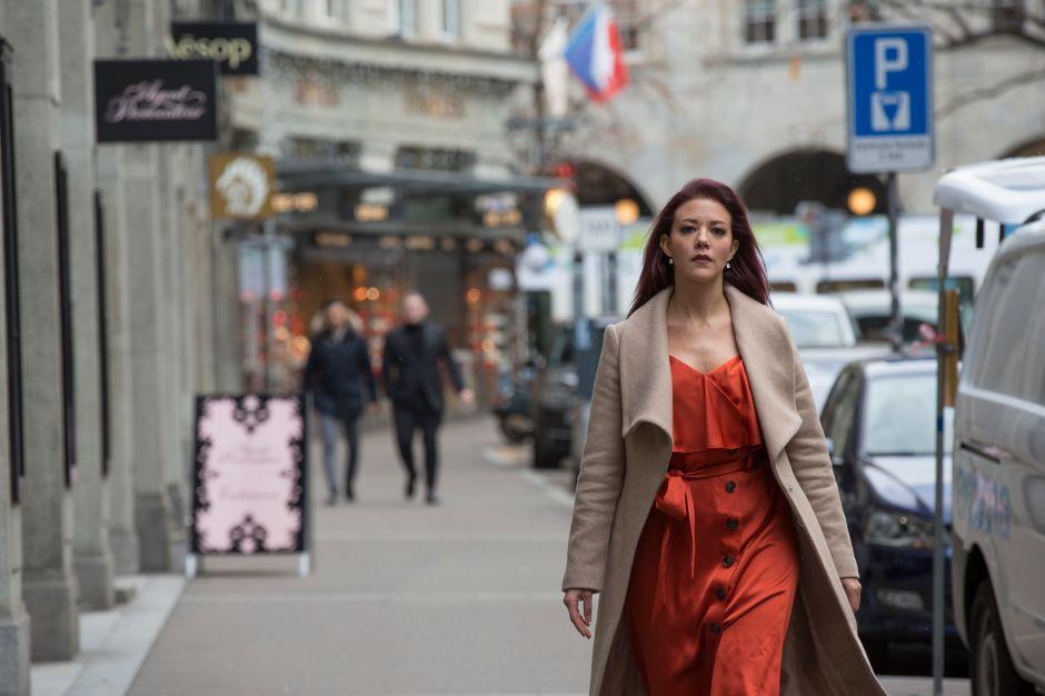 El reto de Fernanda Castillo en 'Enemigo Íntimo' es no ser Mónica Robles