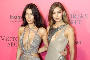 La tierna foto de Gigi Hadid mostrando su panza de embarazo junto a su hermana Bella