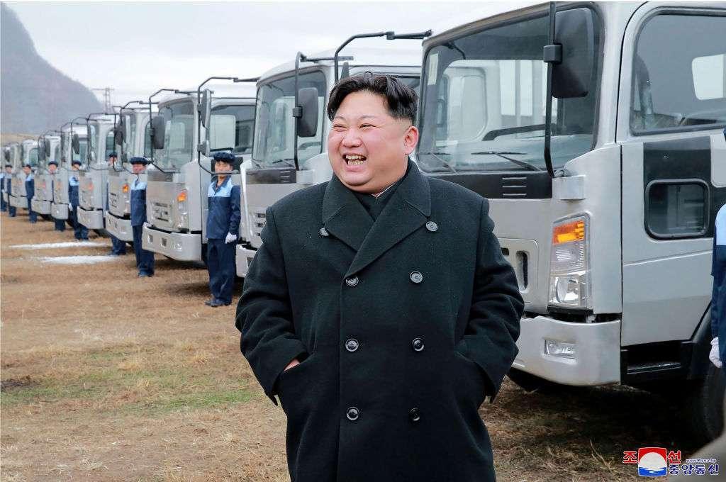 Corea del Norte tiene un embargo por su uso de armas nucleares