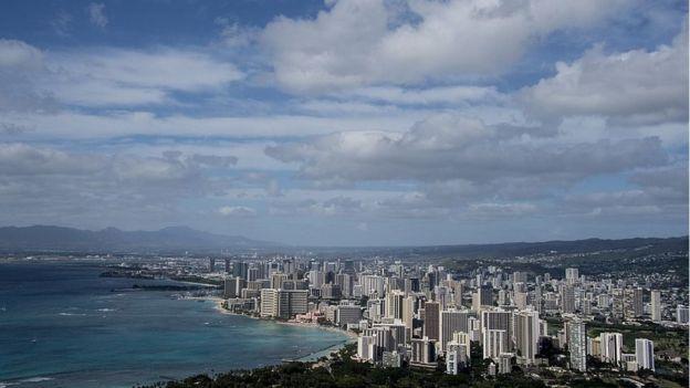 ¿Por qué no se pudo frenar la falsa alarma de misil balístico en Hawái?
