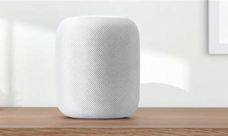 Llegará el próximo mes HomePod, el parlante inteligente de Apple