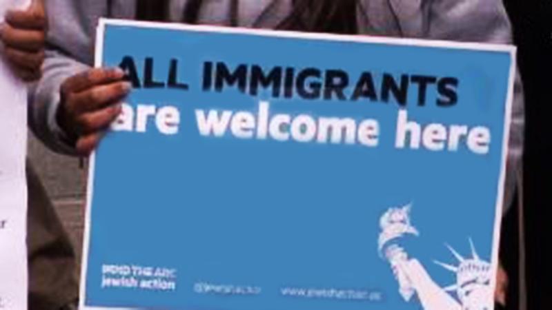 Activistas y organizaciones que apoyan a los inmigrantes dicen estar listos para una batalla legal.