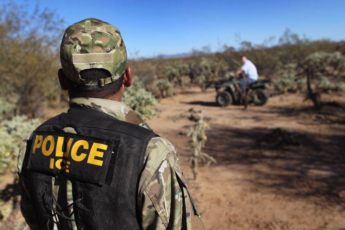 La última vez que se aceleró la contratación de agentes de ICE y Patrulla Fronteriza, aumentaron los casos de abuso y corrupción (Foto: archivo)