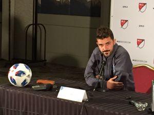 David Villa: sin duda la MLS será una de las mejores ligas del mundo