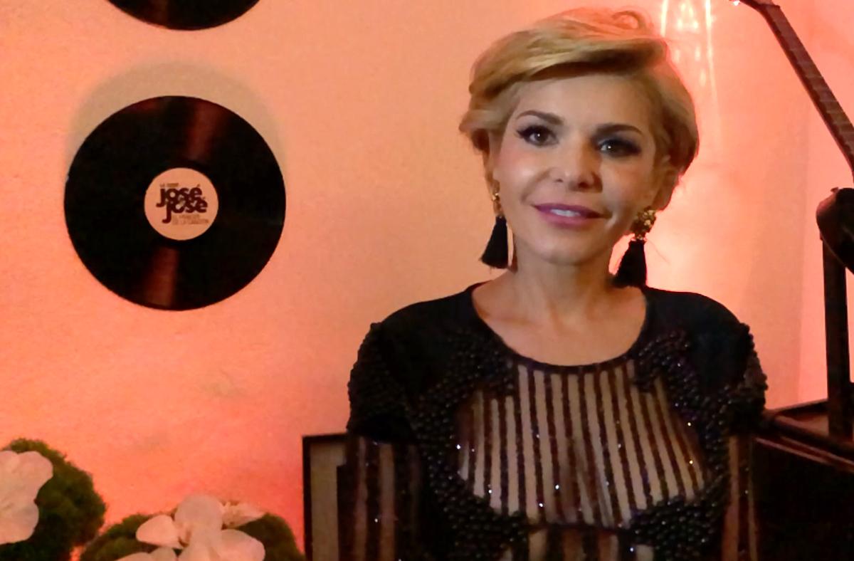 Itatí Cantoral participa en la bioserie de José José