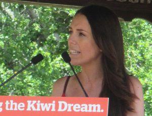 Terremoto en directo, la primera ministra de Nueva Zelanda estaba en vivo en televisión cuando tembló todo