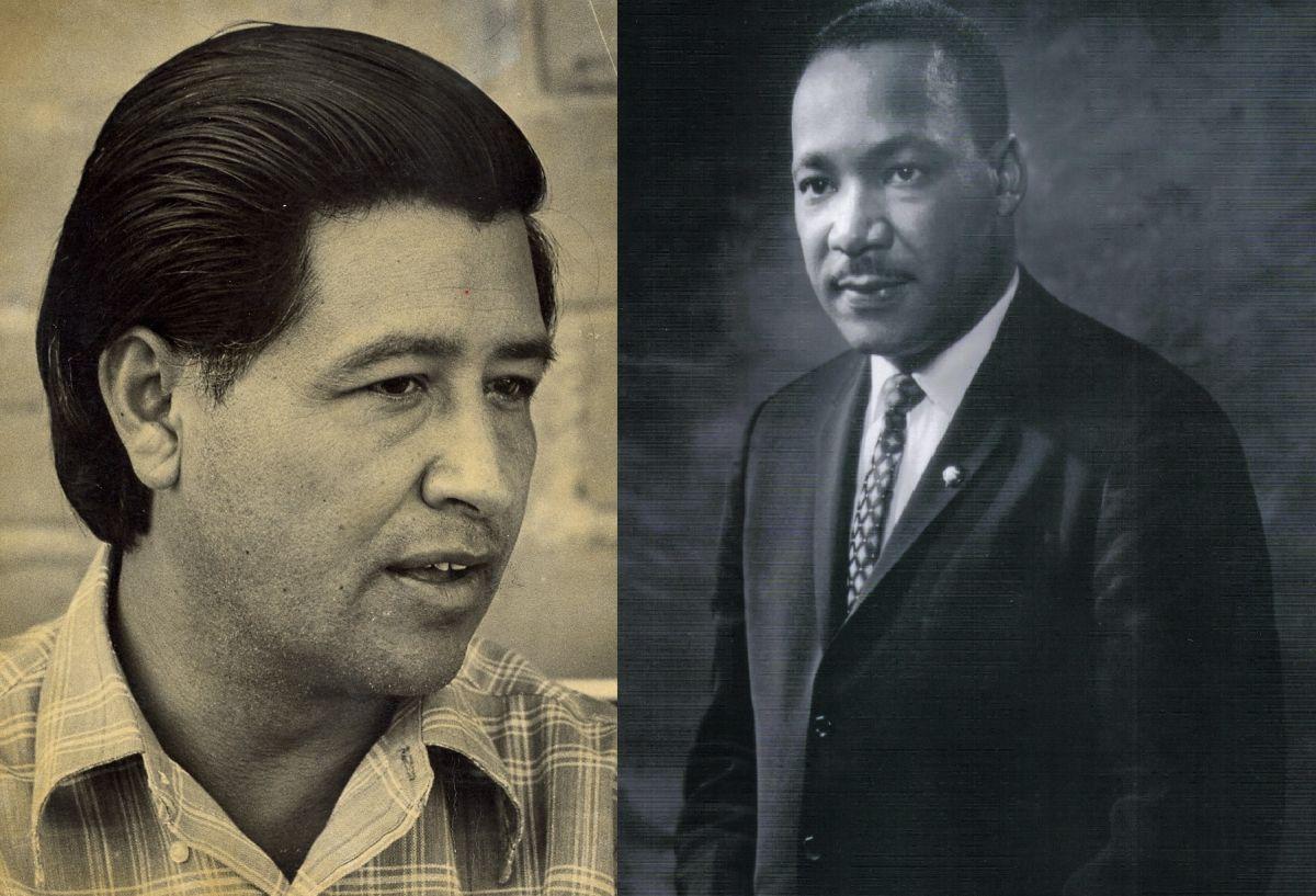 #BuenosDíasLA: la carta de apoyo de Martin Luther King Jr. a César Chávez