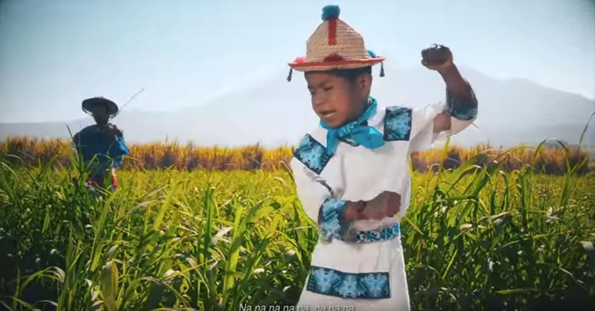 Niño de fenómeno viral mexicano quiere ser cantante como Vicente Fernández