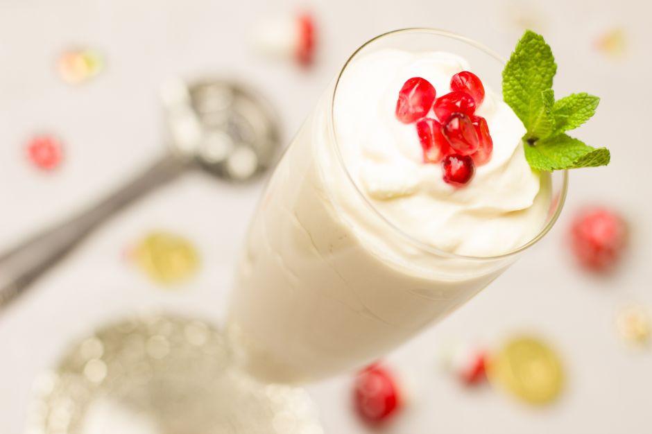 Receta de Yogur natural casero