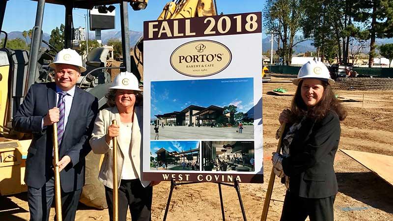 Muere Rosa Porto, la fundadora de Porto's Bakery y Café en Los Ángeles