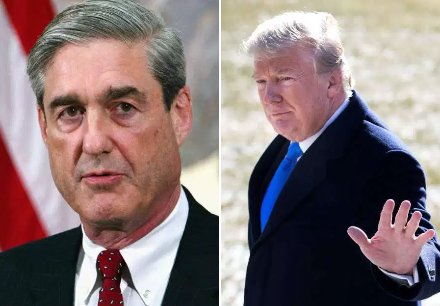 Demócratas advierten de crisis constitucional si Trump despide a Mueller