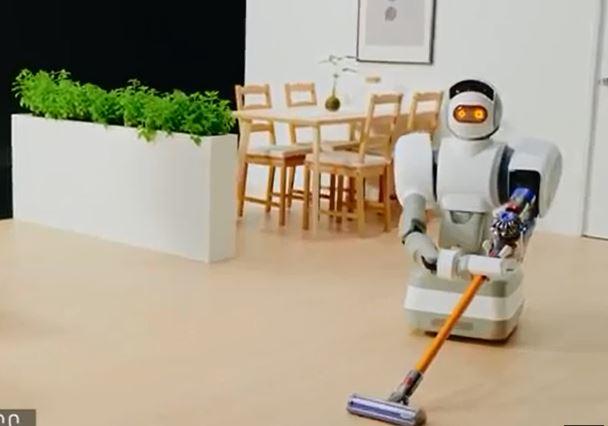 Este es el robot de los sueños de cualquier ama de casa