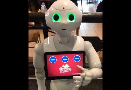 Despiden a robot ¡por incompetente!