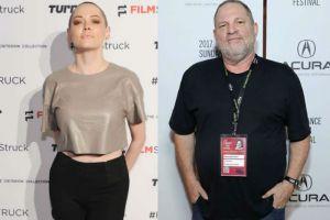 El contundente mensaje de Rose McGowan a Harvey Weinstein en su cumpleaños