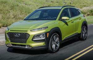 Hyundai Kona 2018, el crossover que es ejemplo de economía
