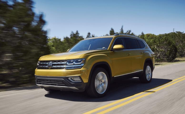 Volkswagen Atlas, todo lo que hay que saber de este gigante alemán