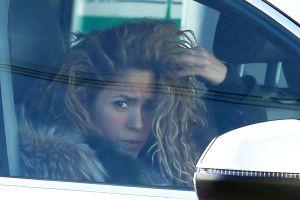 Shakira no da una con Gerard Piqué