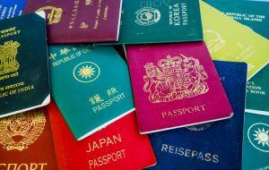 Los 10 pasaportes más caros del mundo