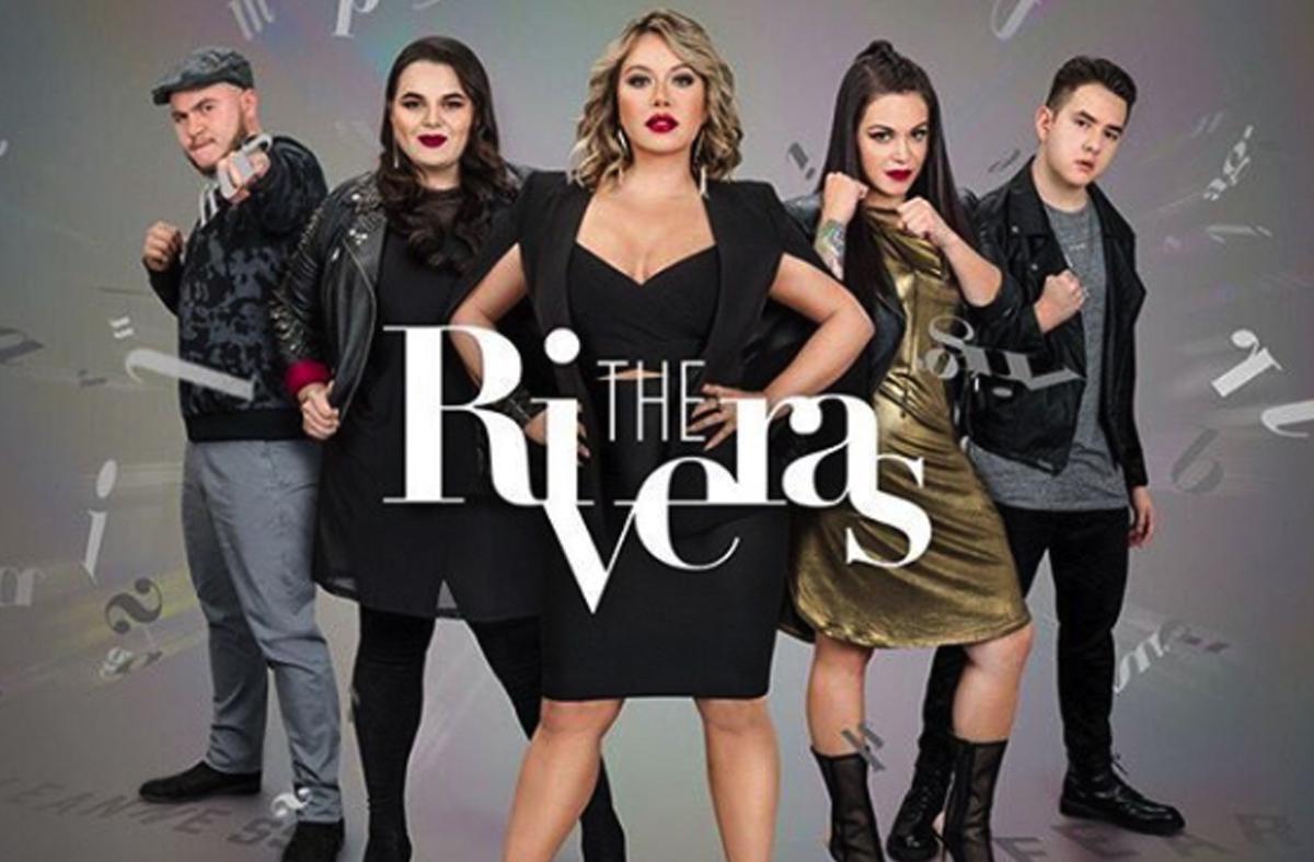"""El programa """"The Riveras"""" regresa en su segunda temporada en marzo"""