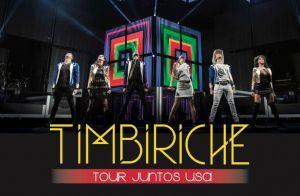 Timbiriche anuncia fechas para tour 'Juntos' en Estados Unidos