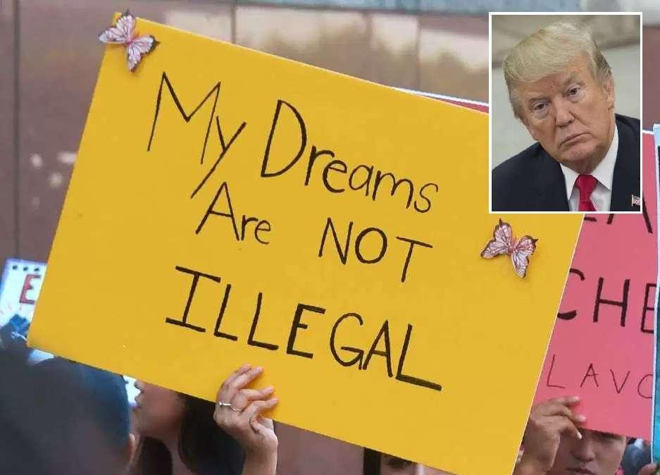 Esto es lo último de los casos legales contra Trump por suspensión de DACA