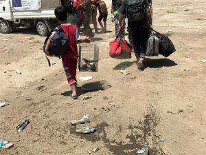 UNICEF denuncia que más 750,000niñosiraquíesno tiene acceso a la salud