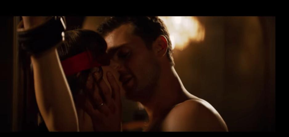 Dakota Johnson y Jamie Dornan no disfrutaron las escenas de sexo en '50 sombras liberadas'