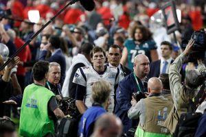 Tom Brady dice que perder en el Super Bowl 'apesta'