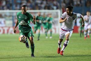 Hinchas de Nacional piden disculpas al Chapecoense en partido de la Libertadores
