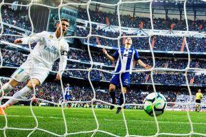 VIDEOS: Real Madrid hace lo que debe y golea al Alavés con doblete de Cristiano