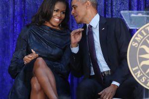 FOTO: Michelle Obama envía amoroso mensaje a Barack Obama en el Día del Amor y la Amistad