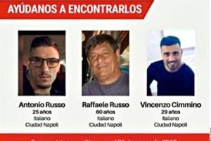 Desaparecen tres italianos tras ser detenidos por la policía en Jalisco